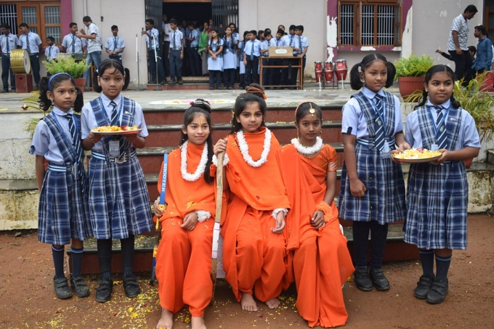 Shalini Convent School-Diwali Celebrations