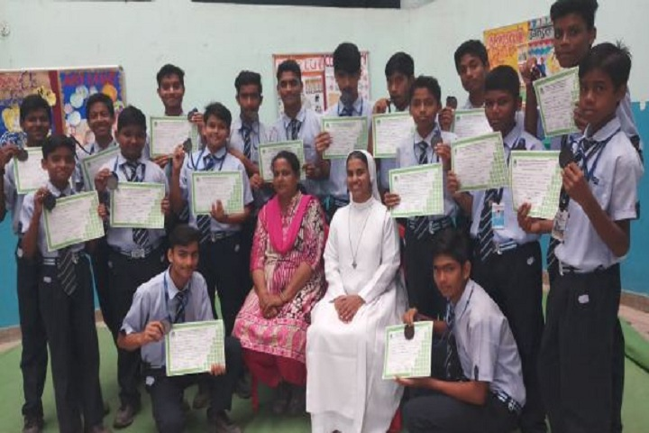 Shalini Convent School-Achievements