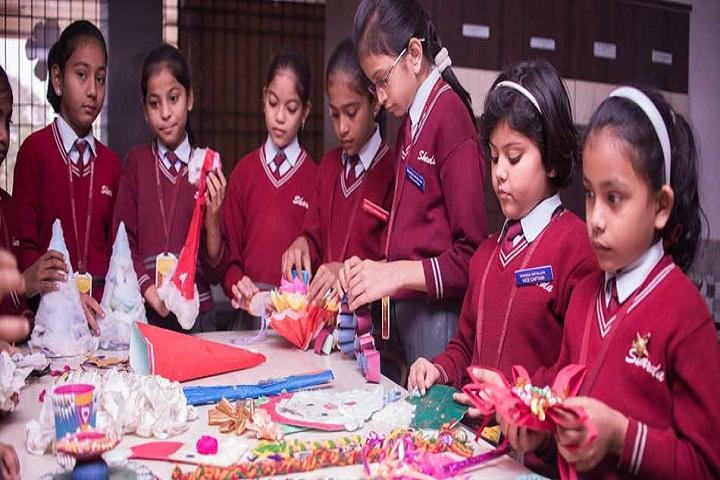 Sharda Vidyalaya-Activity