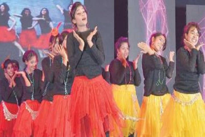 Sharda Vidyalaya-Dance