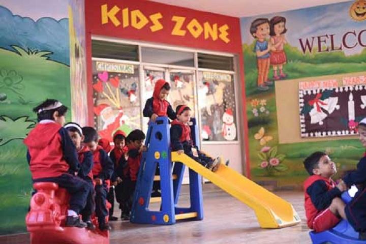 Sharda Vidyalaya-Kids Zone