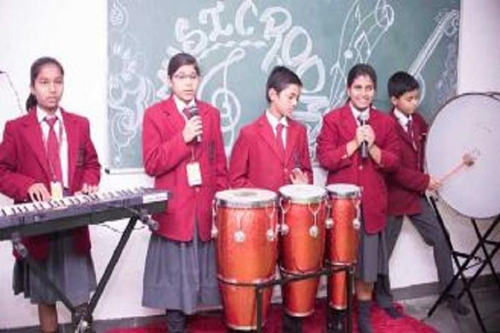 Sharda Vidyalaya-Music