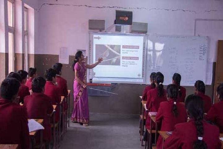 Sharda Vidyalaya-Smart Class