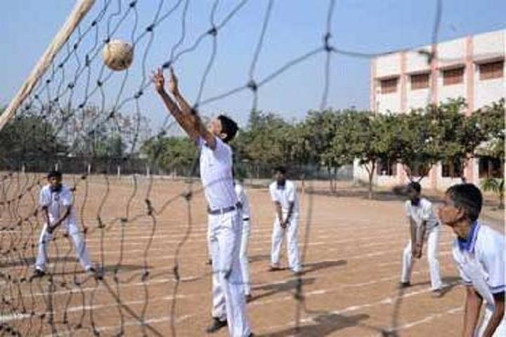Sharda Vidyalaya-Sports