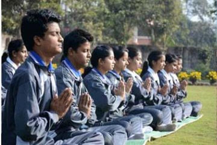 Sharda Vidyalaya-Yoga