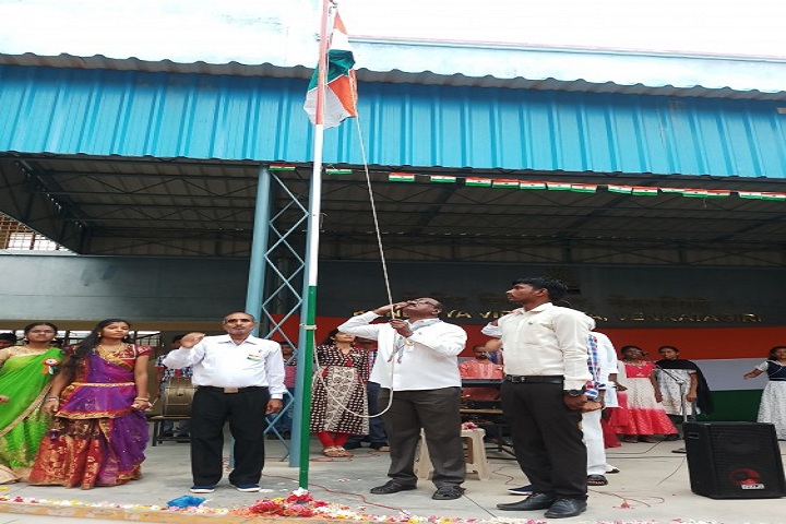 """Kendriya Vidyalaya-Independences day"""