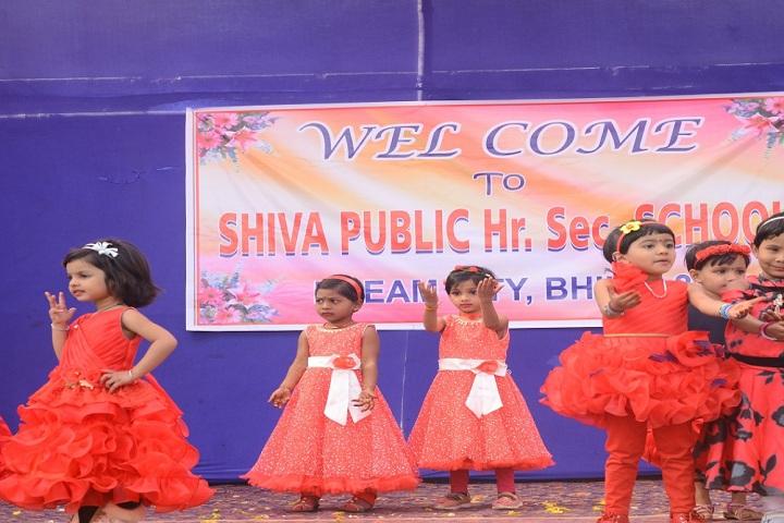 Shiva Public Higher Secondary School-Childrens Event
