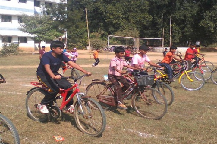Shraddha Public School-Cycling