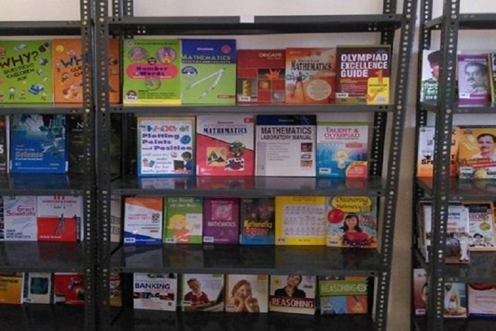 Shraddha Public School-Library