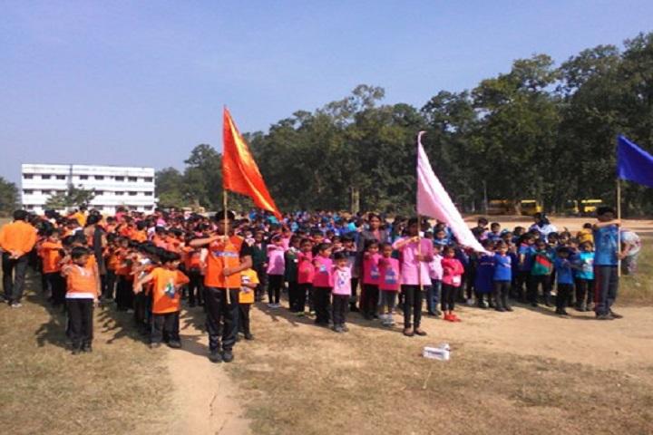 Shraddha Public School-Parade