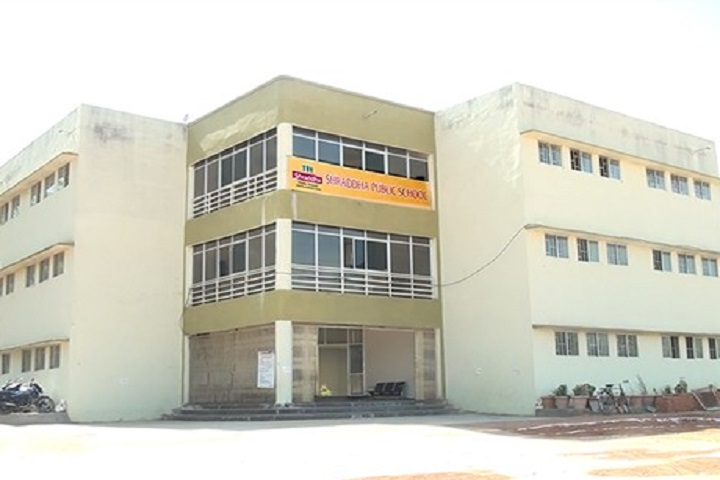 Shraddha Public School-School Building