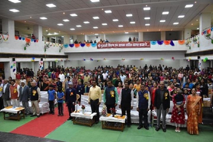 Shri Gujrati English Medium Higher Secondary School-Auditorium
