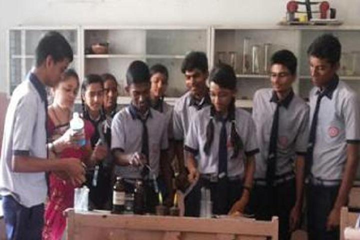 Shri Gujrati English Medium Higher Secondary School-Biology Lab