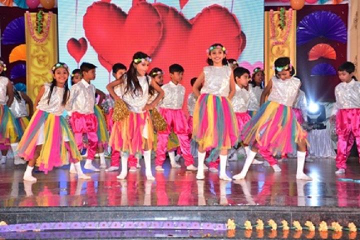 Shri Gujrati English Medium Higher Secondary School-Dance