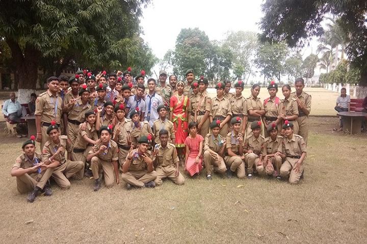 Shri Gujrati English Medium Higher Secondary School-NCC