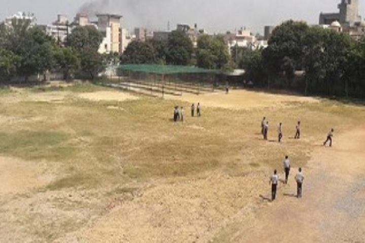 Shri Gujrati English Medium Higher Secondary School-Play Ground
