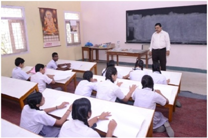 Shri Kailashpat Singhania Higher Secondary School-Drawing Competition