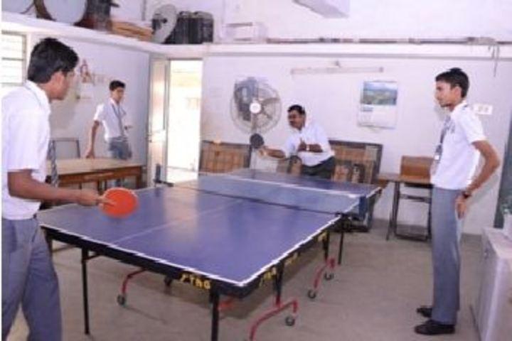 Shri Kailashpat Singhania Higher Secondary School-Indoor Games