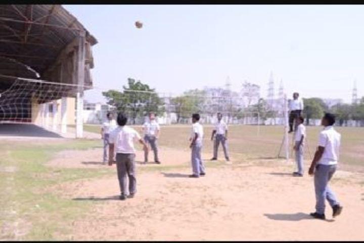 Shri Kailashpat Singhania Higher Secondary School-Sports