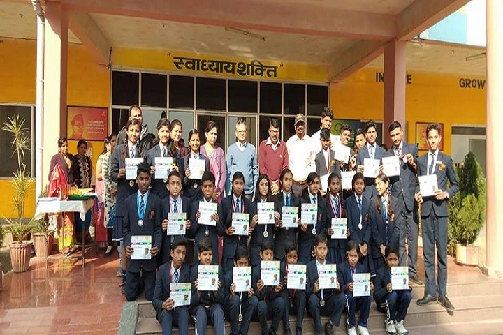 Shri Rawatpura Sarkar International School-Achievment