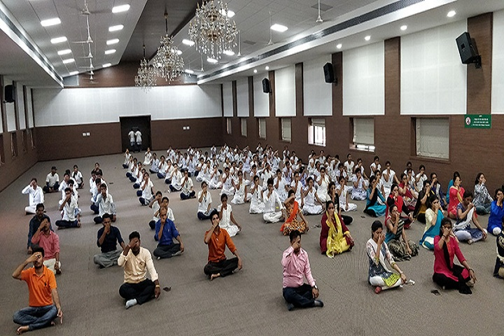 Shri Rawatpura Sarkar International School-Auditorium