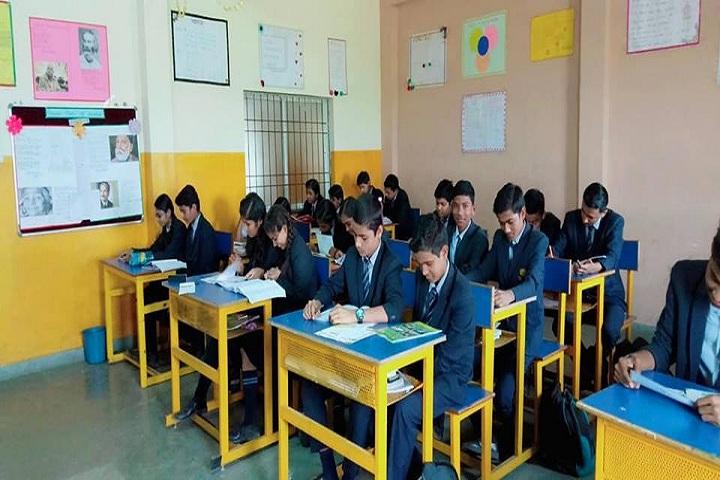 Shri Rawatpura Sarkar International School-Classroom