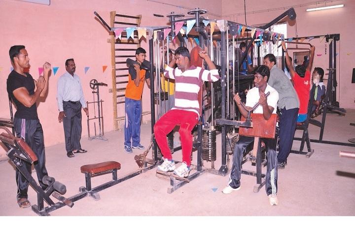 Shri Rawatpura Sarkar International School-Gym