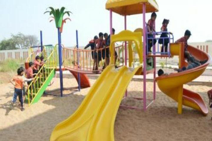 Shri Rawatpura Sarkar International School-Play Ground