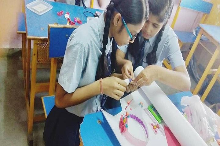Shri Rawatpura Sarkar International School-Workshop