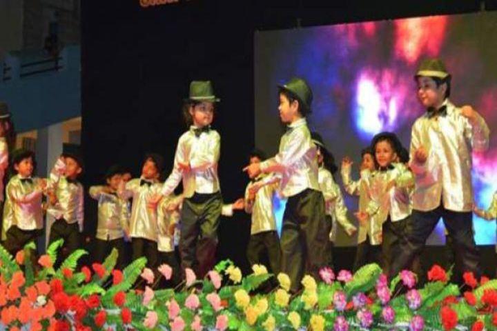Shri Rawatpura Sarkar International School-Annual day