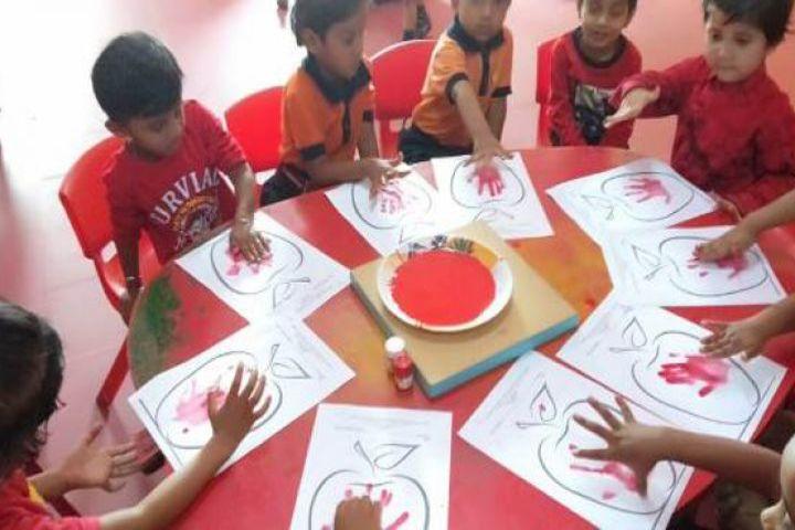 Shri Rawatpura Sarkar International School-Drawing