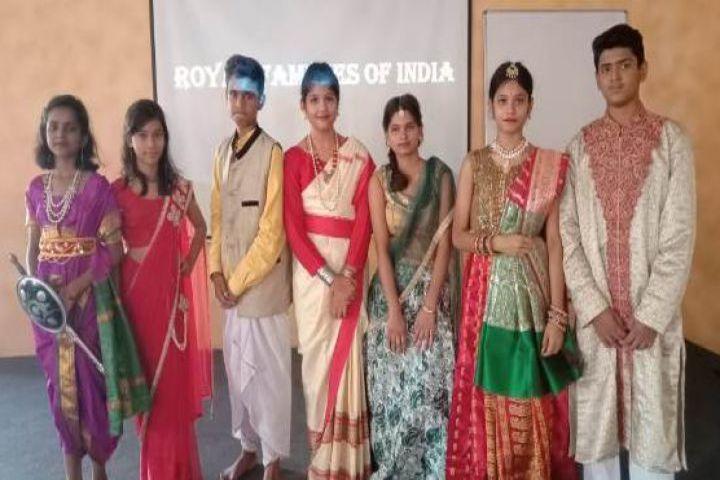 Shri Rawatpura Sarkar International School-Fancy Dress
