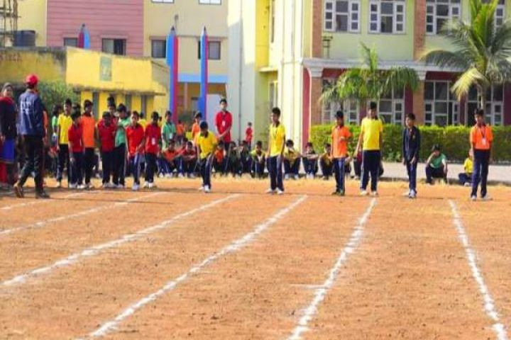 Shri Rawatpura Sarkar International School-Games