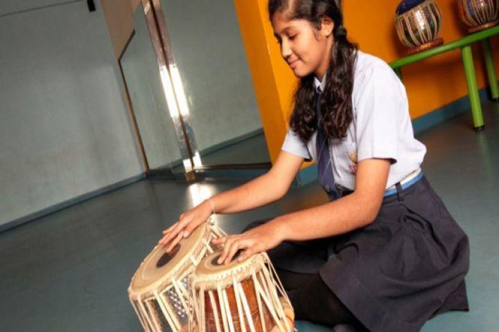 Shri Rawatpura Sarkar International School-Music room