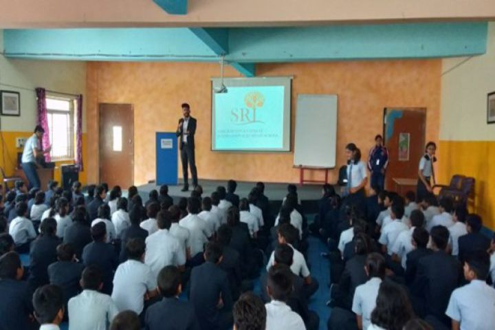 Shri Rawatpura Sarkar International School-Seminars