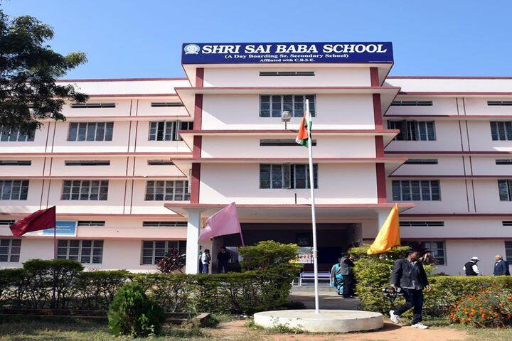 Shri Sai Baba School-Campus