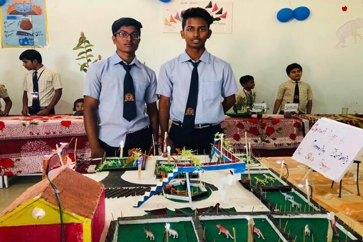 Shri Sai Baba School-Exhibition
