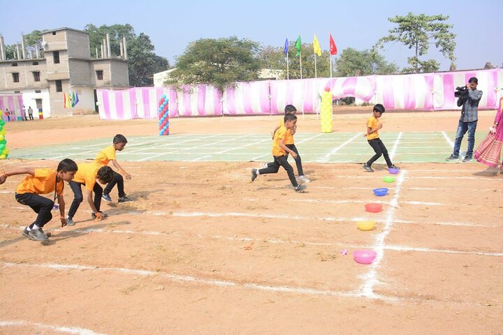 Shri Sai Baba School-Games