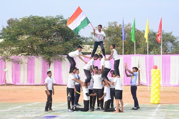 Shri Sai Baba School-Independents day Celebration