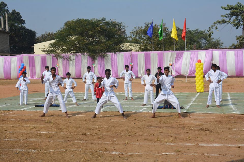 Shri Sai Baba School-Karate