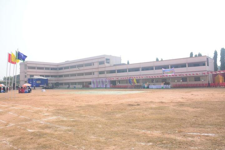 Shri Sai Baba School-Play Ground