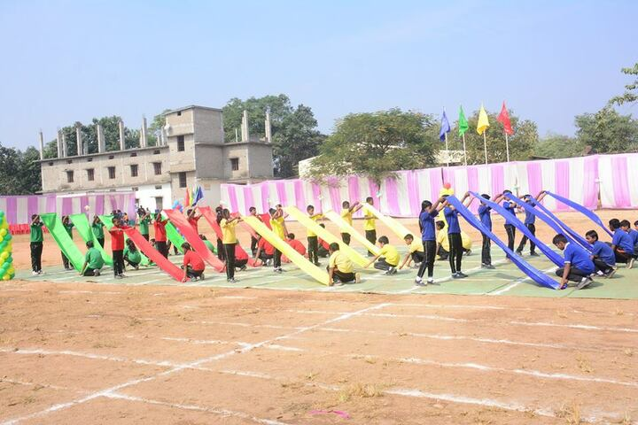 Shri Sai Baba School-Sports day