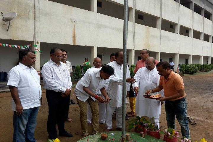 Shri Shankaracharya Public School-Independence Day