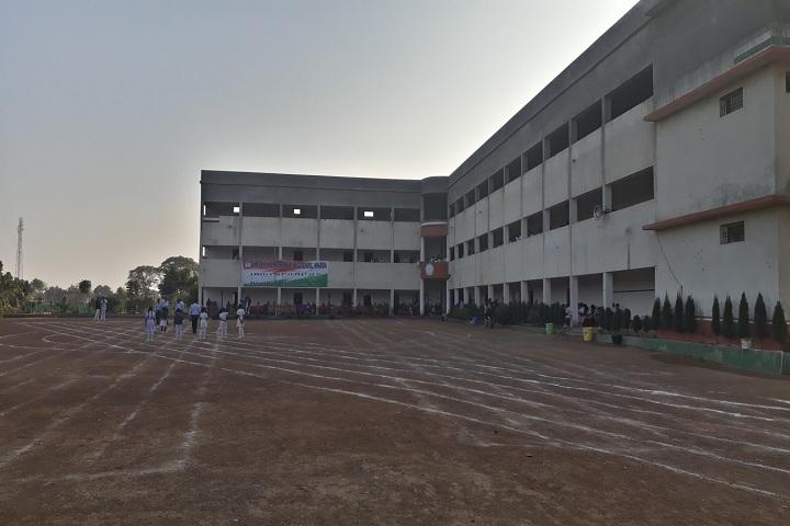 Shri Shankaracharya Public School-School View