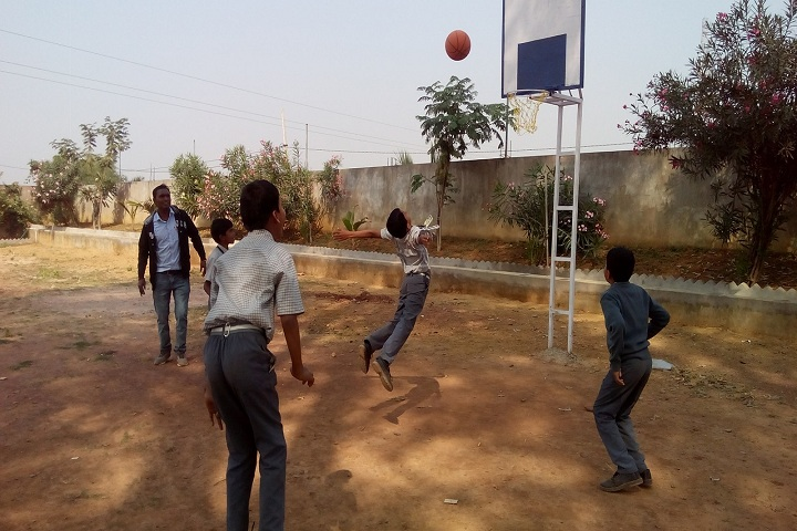 Shri Shankaracharya Public School-Sports