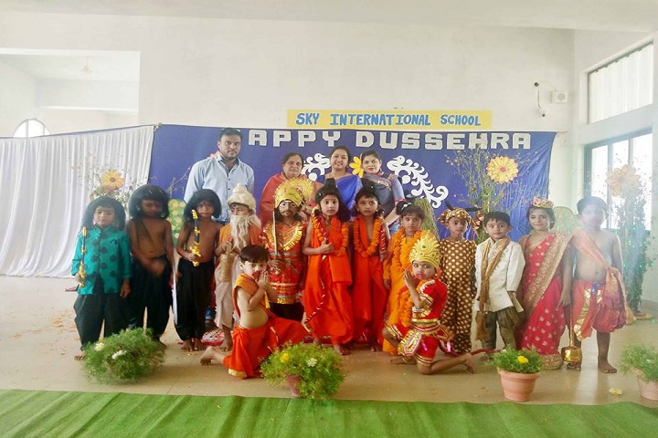 Sky International School-Cultural Activities