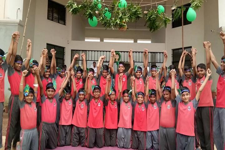 Sky International School-Group
