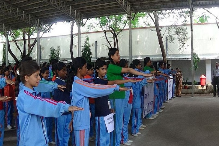 South East Central Railway Highe Secondary School No.-2-Pledge