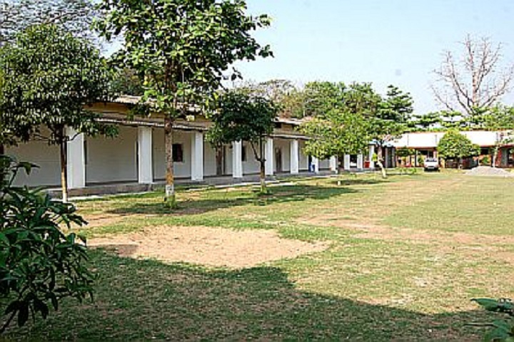 South East Central Railway Higher Secondary School No 2-Ground