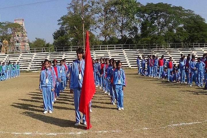 South East Central Railway Higher Secondary School No.-2-activities